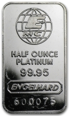 Definitive Page About Engelhard Platinum Bars And Rounds